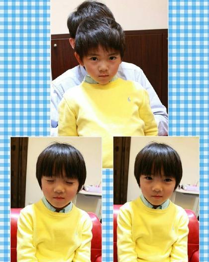お子さまも是非やらせてください(^-^) 高城雪のキッズヘアスタイル・髪型