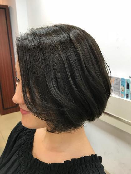 黒染めではない!暗髪✨明るく出来ない、暗くしなくてはいけない。そんな方へオススメのメニューです✨✨