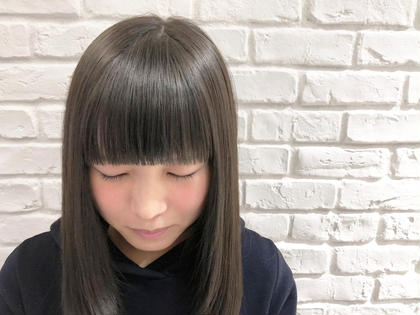 ❤️前髪カット+巻き仕上げスタイリング❤️【学生限定】