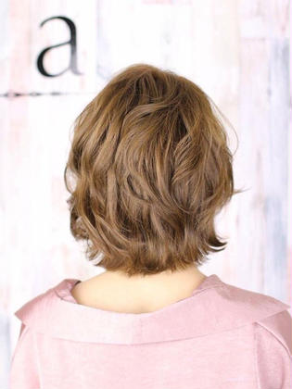 その他 カラー ショート ✨モテ髪ヘア✨