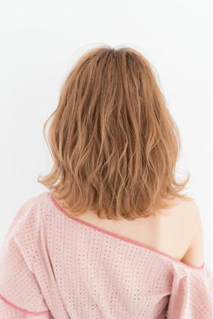 カラーはしたいけど、髪のケアもしたい✨ カラー+ハホニコトリートメント