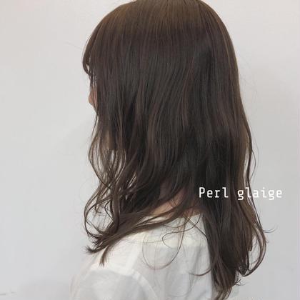 人気No1❤️ご新規様〜3回目まで🙆♀️✨似合わせカット+透明感カラー+髪質改善トリートメント