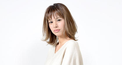 HAIR&MAKE EARTH宮崎昭栄店所属・カイセイナのスタイル