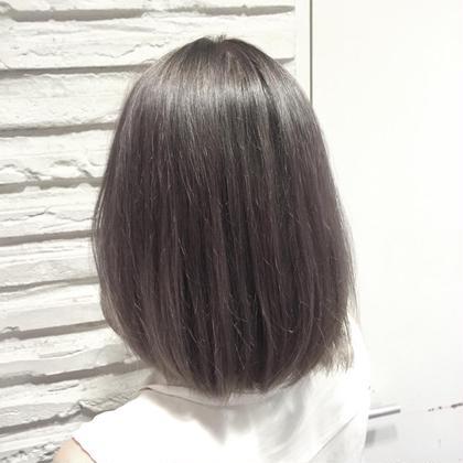 シルバーグレージュ × BOB tlony所属・iyodakosukeのスタイル
