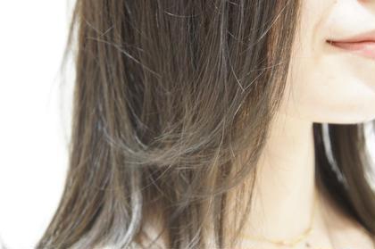 《営業時間外限定》【🍯蜂蜜&シアバター配合】ツヤ髪透明感〈全頭〉カラー&トリートメント