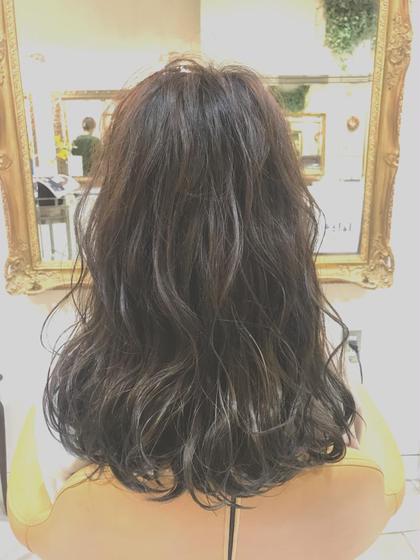 グレージュ✨ Of hair所属・喜多菜々子のスタイル