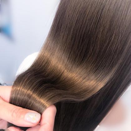 究極の髪質改善❤️プリンセスケアトリートメント+カラー+似合わせカット
