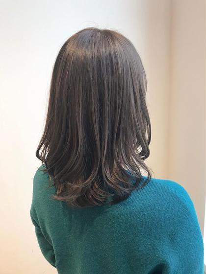 🌼ミニモ価格通常料金から50%オフ🌼✨うるツヤ透明感カラー & 髪質改善トリートメント✨