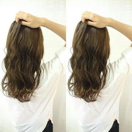 3Dハイライトで透明感ある外国人風カラーに! AUBE hair lagoon所属・田辺貴裕のスタイル