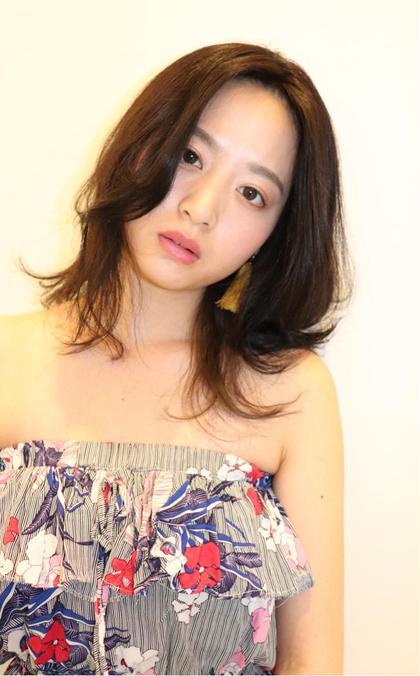 似合わせカット & 美髪カラー