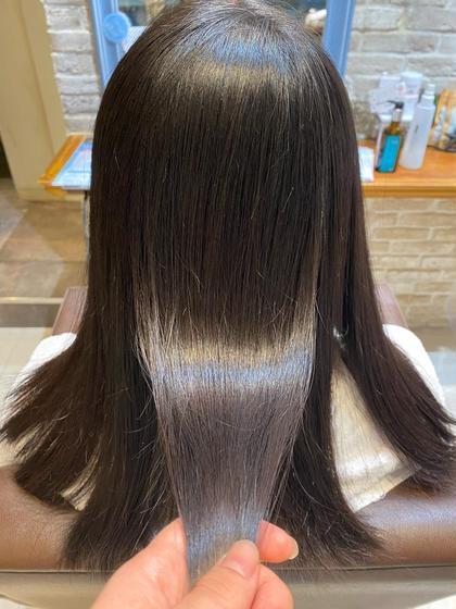🌙髪質改善プラチナ®︎トリートメント🌙