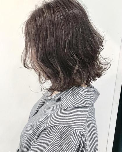 ▷✨立体感×ふんわり💭オシャレ女子に♡3Dハイライト+イルミナカラー♡🌟