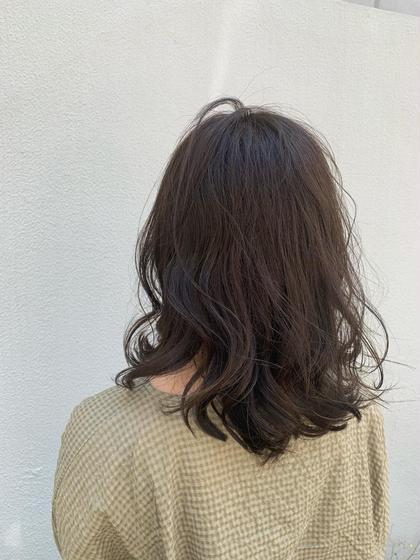 【初回限定】カット+パーマ+oggi ottoトリートメント