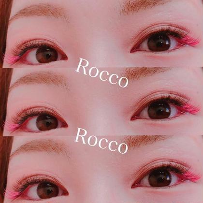 ROCCO east所属のROCCOeastAZUのマツエクデザイン