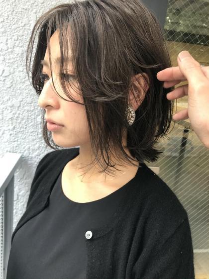 🌿白髪が気になりだした方に🌿ハイライトでカモフラージュカラー(+ワンカラーorリタッチ)+カット+トリートメント