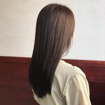 [⭐️minimo限定⭐️]✂︎カット+コスメ縮毛矯正