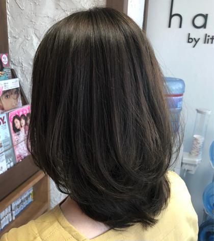 🍀ご新規様限定🍀カット&白髪染め&アミノ酸トリートメント