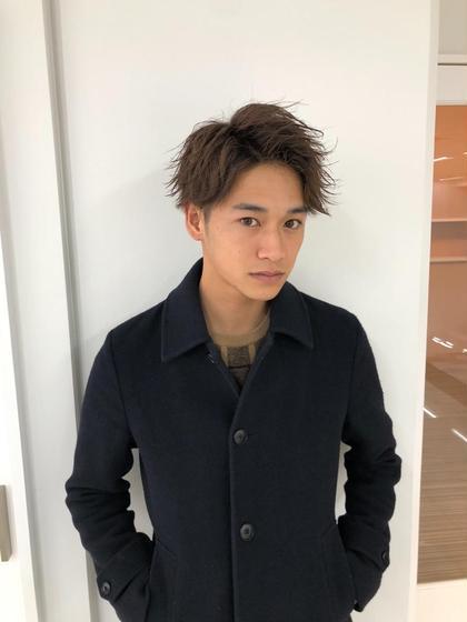 hairresortAi北千住所属の石井まいのヘアカタログ