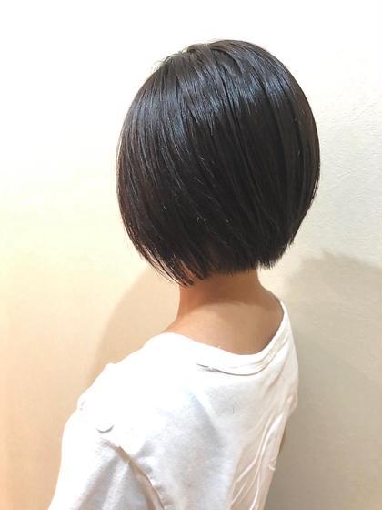 レディースカット(シャンプー無し)