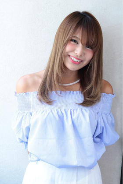 trico梅田茶屋町店所属・松本佳与のスタイル