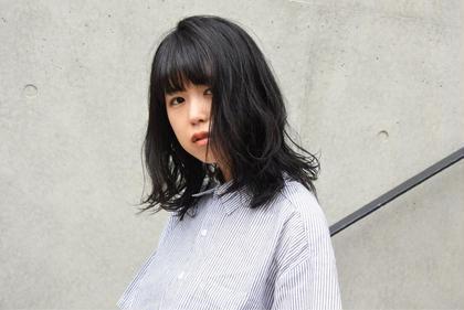 【初回限定】カット+パーマ+トリートメント
