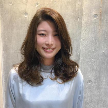 THE GLOBES OMOTESANDO所属・横井佑弥のスタイル