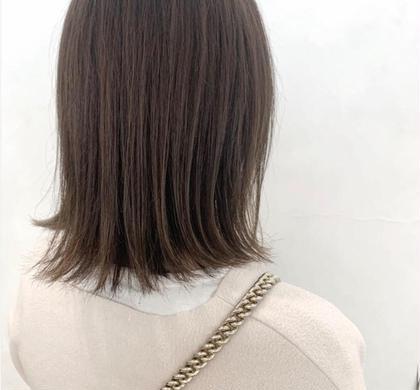 🌟ワンカラー + 髪質改善トリートメント🌟
