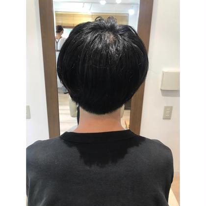 【初回限定】デザインカット+ショートスパ付