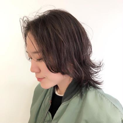 ✨透明感カラー&キューティクル補修トリートメント✨人気スタイリスト担当✨