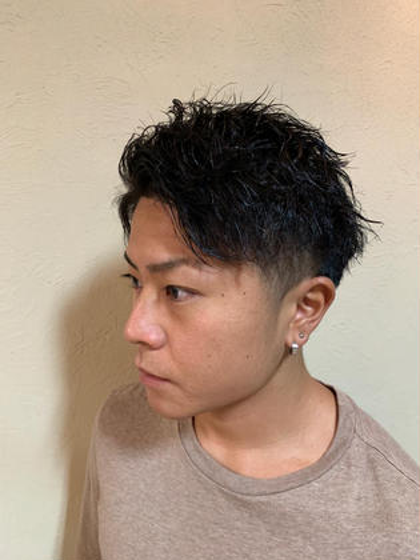 airs津田沼店所属の高谷涼のヘアカタログ