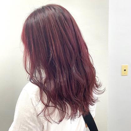 🌻10月限定価格🌻【贅沢フルコース】先取り透明感カラー➕プレミアム髪質改善トリートメント➕カット➕炭酸スパ💙💜