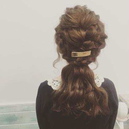 * hair set