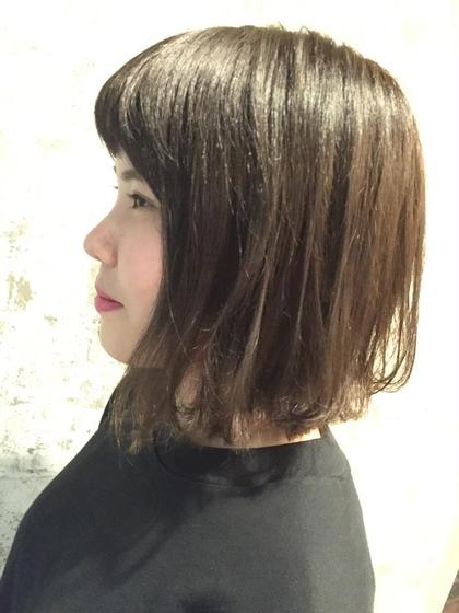 unguhairlabo所属・成瀬礼夏のスタイル