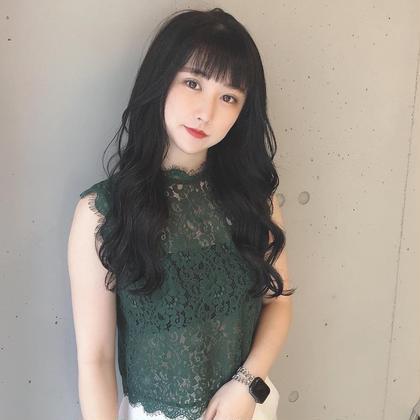 ❣️【人気No.1】❣️カット & イルミナ、アディクシーヘアカラー & TOKIOトリートメント