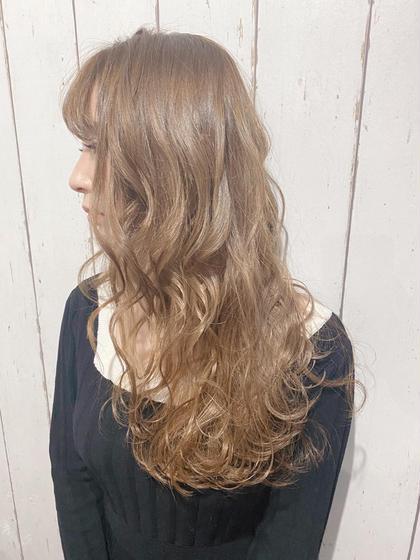 【🌸美髪女子必見🌸ミニモ限定価💖】💕カット&美髪フルカラー&TOKIOナノスチームTr(5STEP)