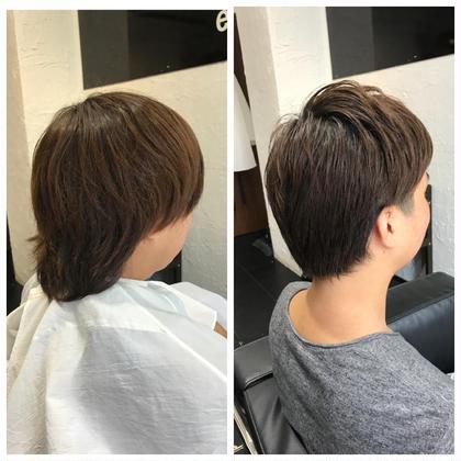 FHiromiのメンズヘアスタイル・髪型