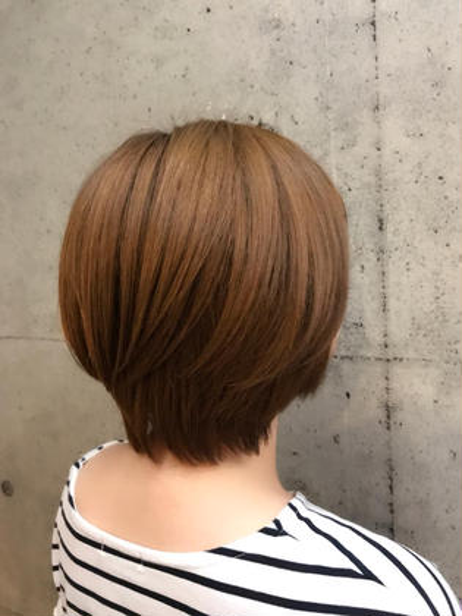 Cyan hair labo所属・石井彰浩のスタイル