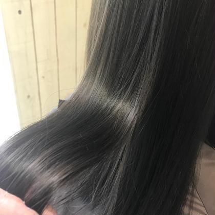 ◾️縮毛矯正完全版◾️Cut & 超ダメージレス高級薬剤使用縮毛矯正 & ヘアケアアイロン操作 & フローディアTR
