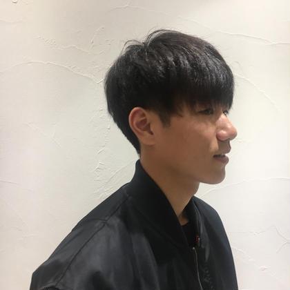 🌈U30限定🌈✨メンズカット✨前髪縮毛✨