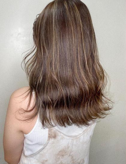 【SET】❣️超お得❣️🥑 2color + 髪質改善トリートメント 🥑