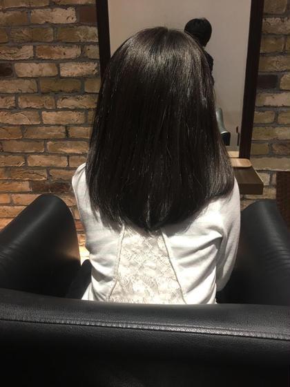 大貫政弥のキッズヘアスタイル・髪型