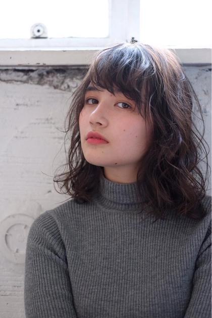 6月限定  ❤️いつでも前髪が決まる❤️  カット+前髪パーマ