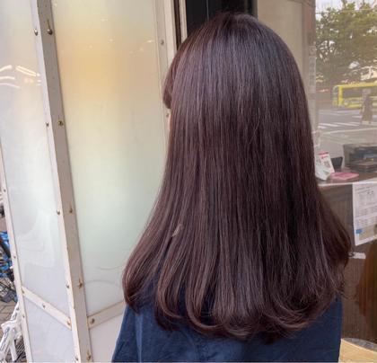人気No.❶透明感ワンカラー✨&髪質改善ヴァリジョアトリートメント✨
