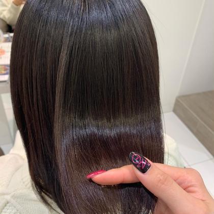 今話題!髪質改善トリートメント🌷
