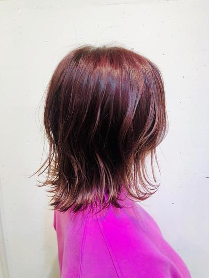 😻😻😻2回目以降専用リピートクーポン😻😻😻 ブリーチ込みWカラー&トリートメント&炭酸スパアンド巻き髪セット