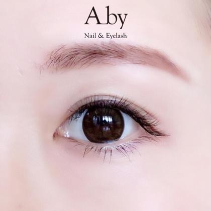 AbyEyelashのマツエクデザイン・マツパデザイン