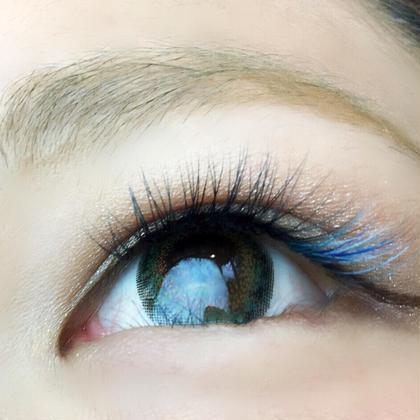 カラーエクステ【ポイントカラー】+540円!  EDEN eye lash所属・EDENeye lashのフォト