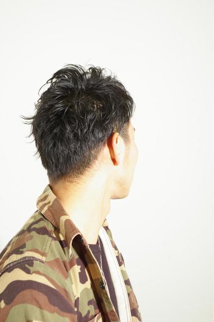 paige_.hair所属・石川純規のスタイル