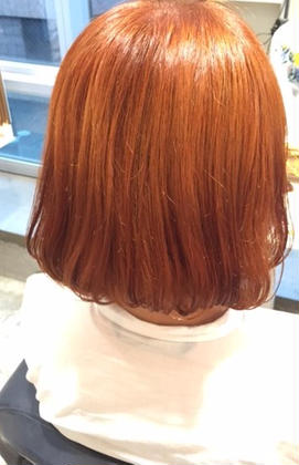 カラー orange☆