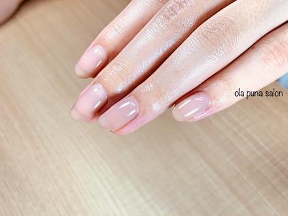 ✨ミニモ限定✨ mao nail ちゅるちゅるワンカラー ネイルケア付 他店オフあり